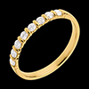 Gelbgold Ring Geschenk